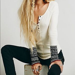 NWT Free people thermal